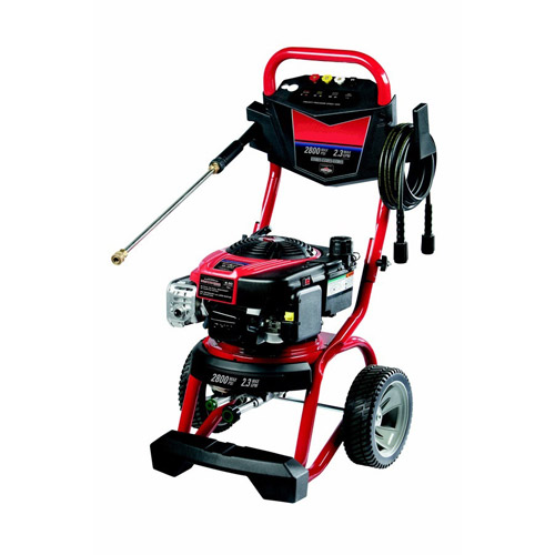 Murray Gas 2800 Psi 2 3 Gpm Pressure Washer Briggs And
