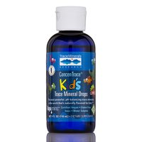 Trace Minerals Research, ConcenTrace Kid's Trace Mineral 4 oz