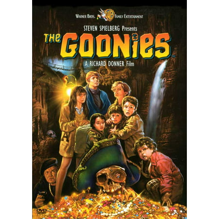 The Goonies (1985) 27x40 Movie Poster - Chunk From The Goonies