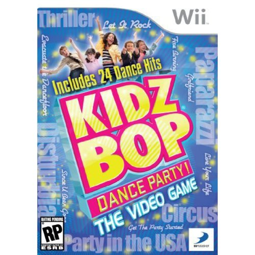 Wii Kidz Bop Dance Party (Wii)