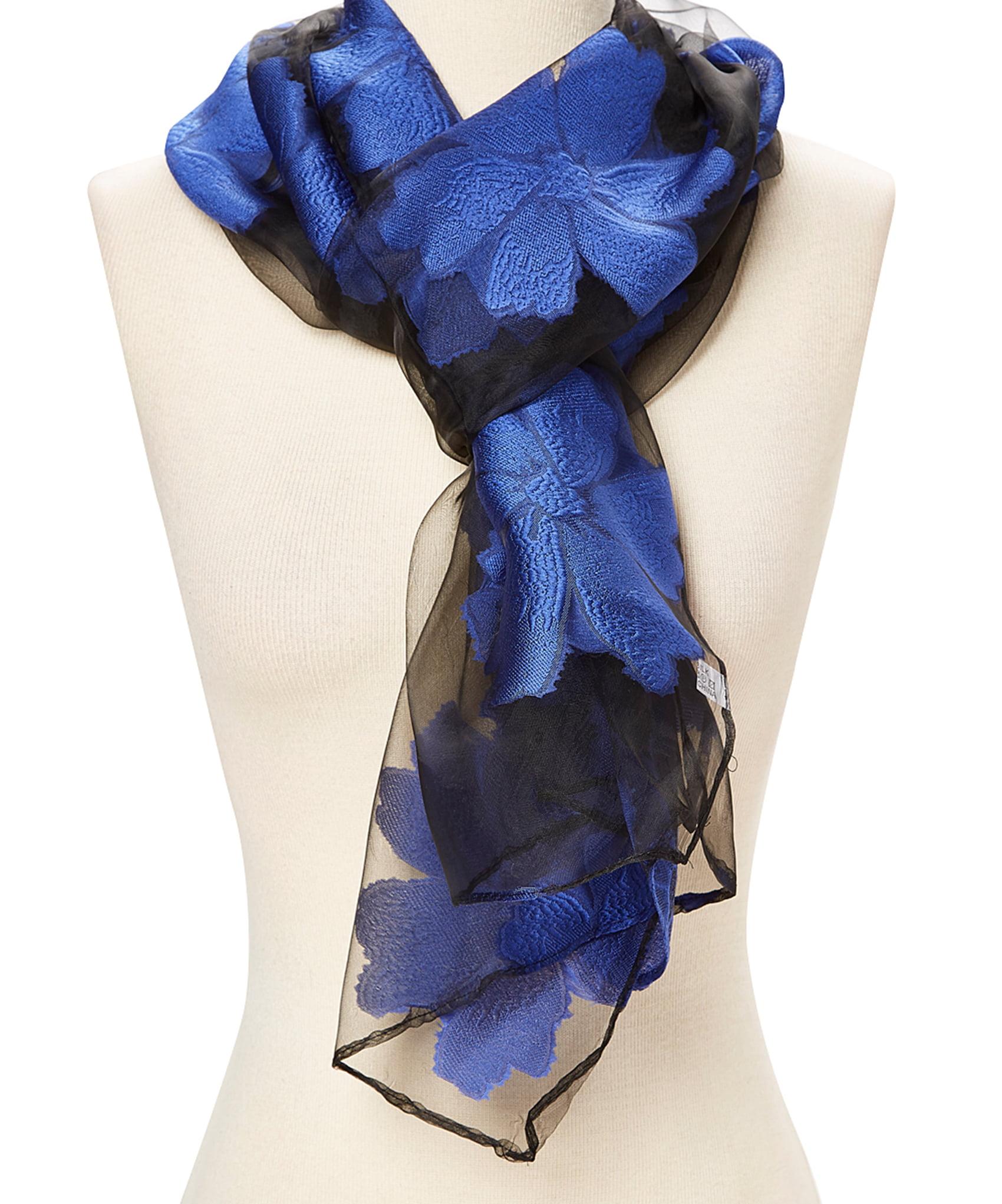 New Hot Women/'s Silk Wrap Shawl Ladies Charm Neckerchief Smooth Neck Scarves