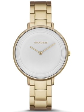 Skagen Women's Ditte Gold-Tone Watch SKW2330