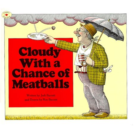 Cloudy with a Chance of Meatballs (Reprint) (Cloudy With A Chance Of Meatballs Illustrations)