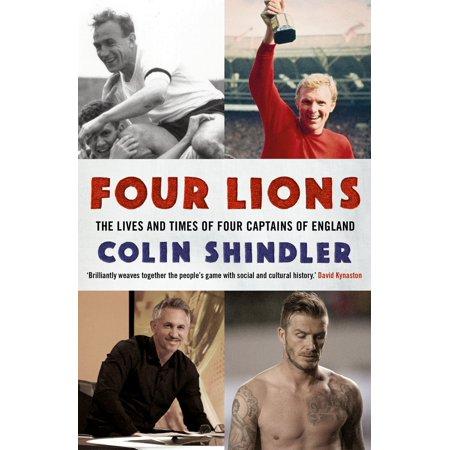 Four Lions - eBook
