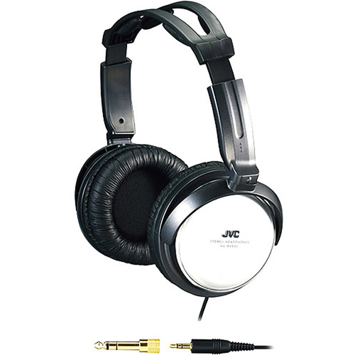 JVC HARX500 Full-Size High-Quality Headphone