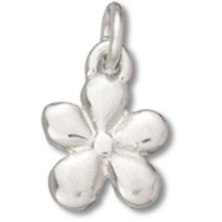 8 Mm Daisy - Sterling Silver 16