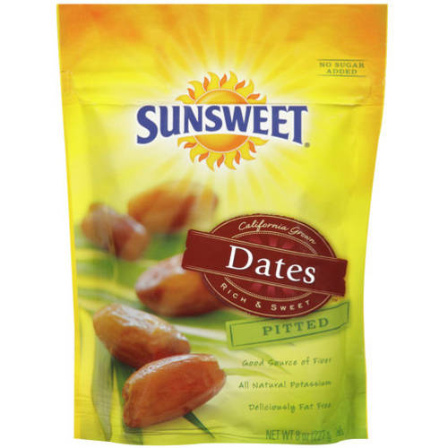 Sunsweet Pitted Dates, 8 oz