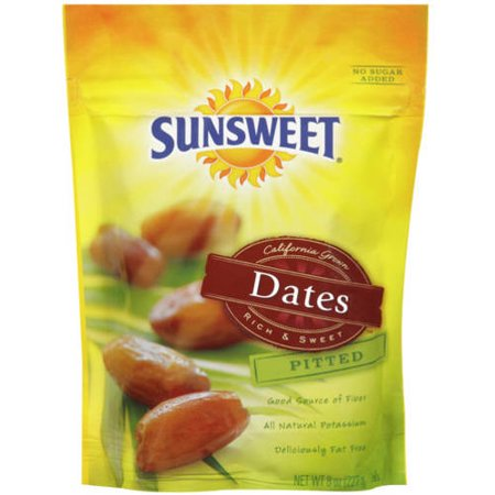 Sunsweet Pitted Dates  Rich And Sweet  8 Oz