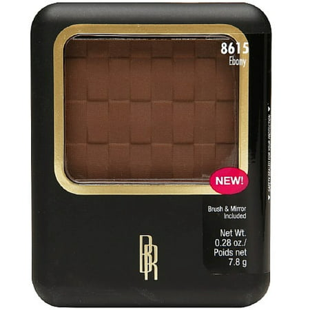Black Radiance  Pressed Powder, Ebony 0.28 oz (Pack of 3)