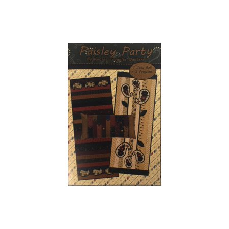 Quilters Candy (Kansas Troubles Quilters Paisley Party Ptrn )