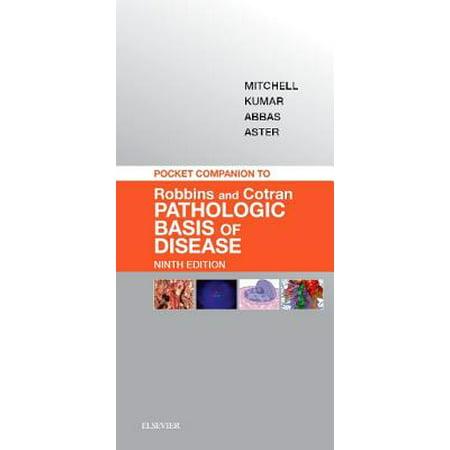 Pocket Companion to Robbins & Cotran Pathologic Basis of Disease E-Book -