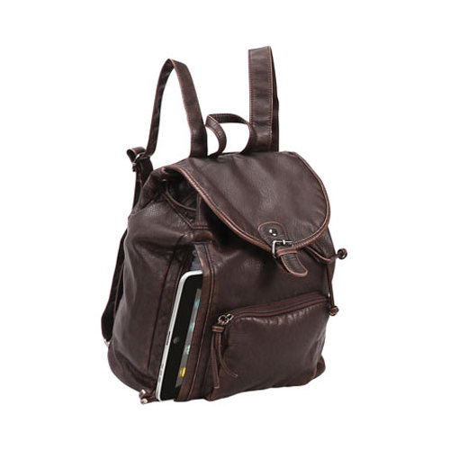 """Preferred Nation P2575 The Mason Backpack  12.75"""" x 5.75"""" x 17.5"""""""