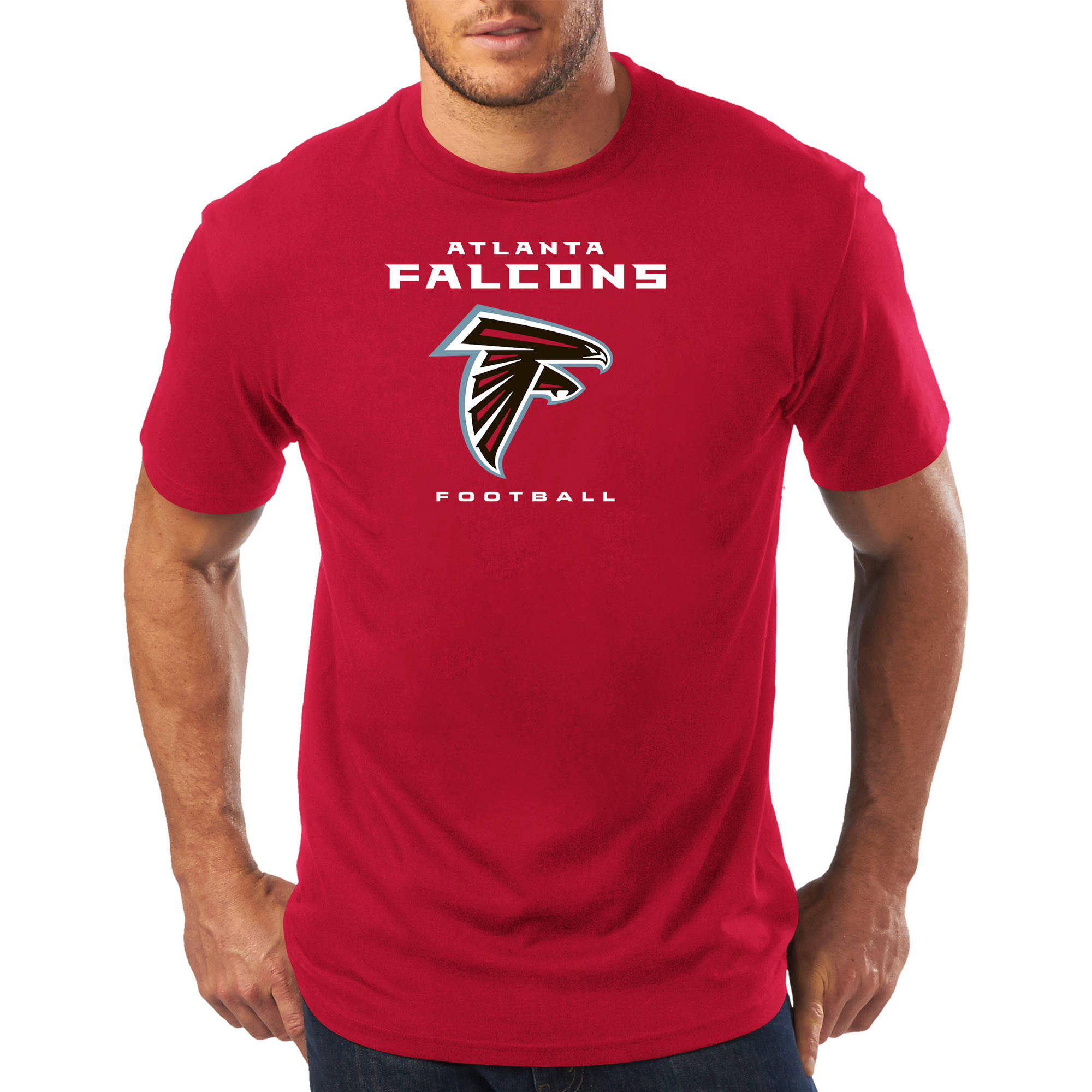 Men's NFL Atlanta Falcons Short Sleeve Tee