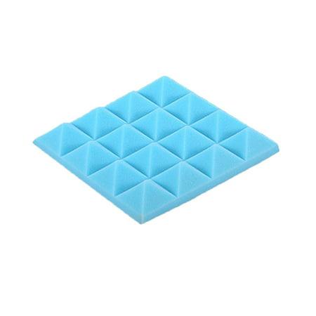 Foam Panel Sound Stop Absorption Self Adhesive Sponge Studio KTV Soundproof ()