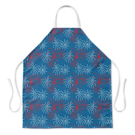 Kavka Designs Fireworks Display Apron