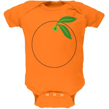 Fruit Costume For Kids (Halloween Fruit Orange Costume Soft Baby One)