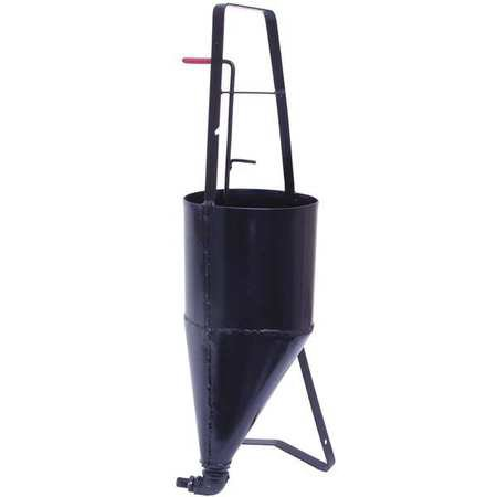 - Marshalltown 2.6 gal.,Asphalt Crack Filler Pour Pot, Cold Fill, RED704988