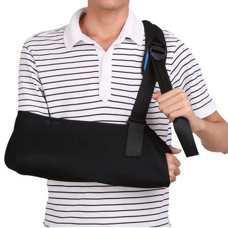 eb302ac1cb85 Doact Ergonomic Lightweight Arm Sling With Breathable Mesh& Neoprene Padded  Strap, Shoulder & Rotator Cuff Support For Men & Women - Walmart.com