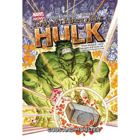 Indestructible Hulk 2: Gods and Monsters (Marvel Now) by