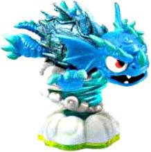 Skylanders Loose Warnado Figure [Loose]