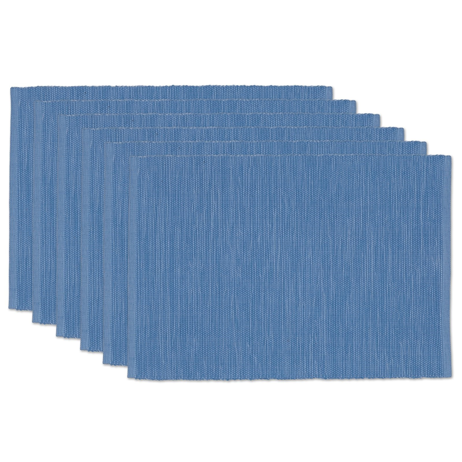Design Imports Tonal Placemat Set of 6 by Design Imports