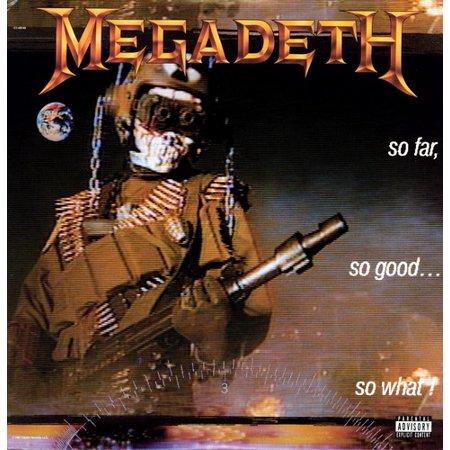 Good Halloween Rock Music (So Far So Good: So What (Vinyl) (Limited)