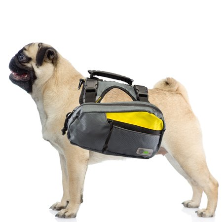 Mutt Gear Comfort Dog - Go Fresh 2-in-1 Pet Dog Harness and Hiking Dog Backpack Outdoor Gear Travel Camping Rucksack