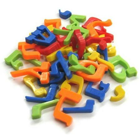 Magnetic Hebrew Letters - Magnetic Hebrew Letters