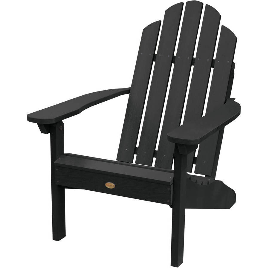 Highwood Eco Friendly Classic Westport Adirondack Chair. Product Variants  Selector. Black
