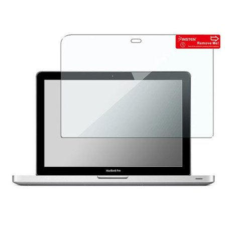 Insten 3-pack Clear LCD Screen Protector Guard for Macbook Pro 13 inch with Retina Display 2014 &