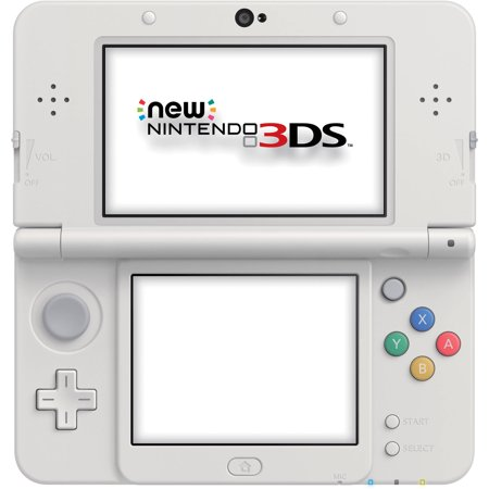 new nintendo 3ds super mario white edition - Inventory Checker