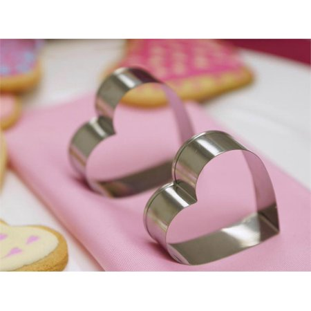 BalsaCircle Gift Box with Heart Cookie Cutters - DIY Wedding Bridal Favors Gift Party Home Decorations (Fall Cookie Gift Box)