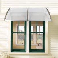 "Ktaxon 40""x 80"" Awning Outdoor Front Door Window Patio Cover Canopy"