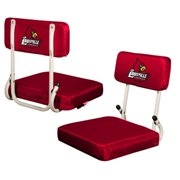 Logo Brands 161-94 Louisville Hard Back Stadium Seat