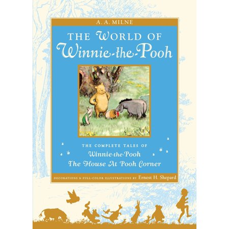 The World of Pooh : The Complete Winnie-the-Pooh and The House at Pooh - Winnie The Pooh Halloween Book