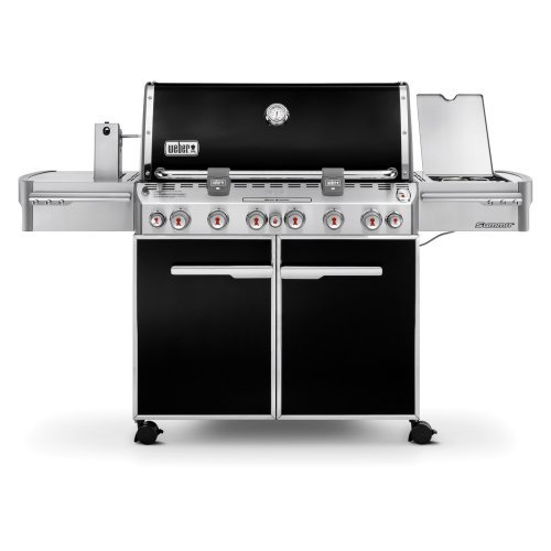 Summit E-670 Gas Grill LP Black by Weber-Stephen Products Co