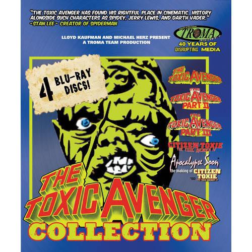 Toxic Avenger Boxset (Blu-ray)