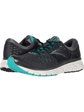 9ca5c47a7cc Product Image Brooks Women s Glycerin 16 Ebony Green Black 9.5 B US