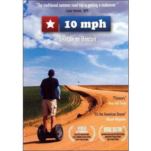 10 MPH: Seattle To Boston (Widescreen)