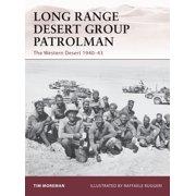 Long Range Desert Group Patrolman : The Western Desert 1940–43