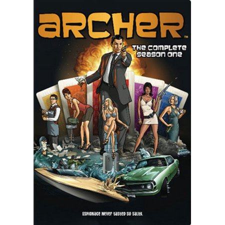 Archer: The Complete Season One (DVD) (Archer Tv Series Dvd)
