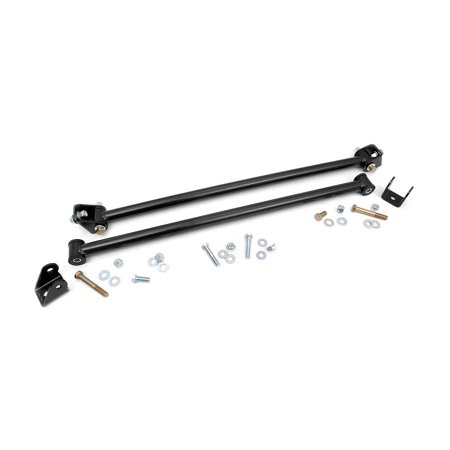 Rough Country Frame Crossmember Support Kit (fits) 1999