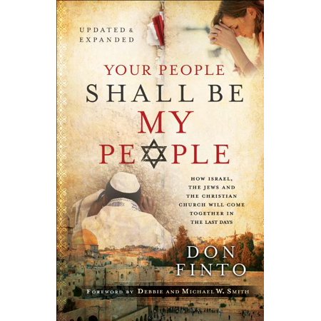 Your People Shall Be My People: How Israel, the Jews and the Christian Church Will Come Together in the Last Days (Paperback) New York Jets Clutch