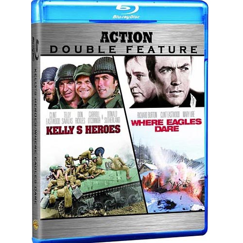 Kelly's Heroes / Where Eagles Dare (Blu-ray) (Widescreen)