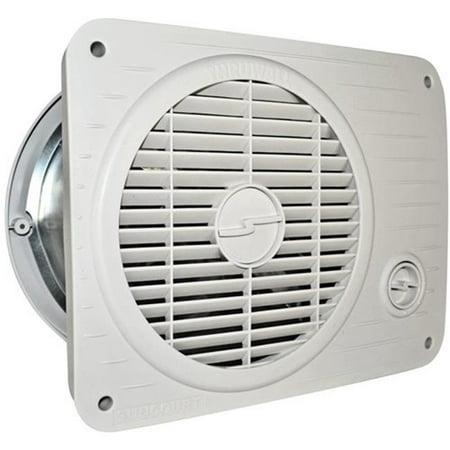 Thru-Wall Fan Variable Speed Hardwire
