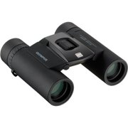 Olympus II 10x 25mm Waterproof Binoculars (Black)