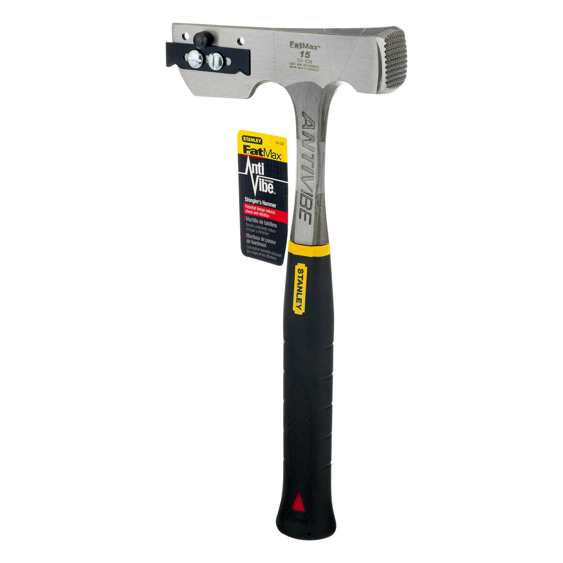 Stanley FatMax Shingler\'s Hammer, 1.0 CT - Walmart.com