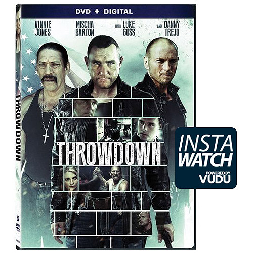 Throwdown (DVD + Digital Copy) (With INSTAWATCH) (Widescreen)