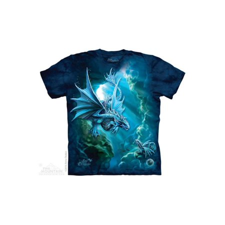 The Mountain Sea Dragon - Ch Big Boys T-Shirt Tee ()