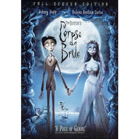 Tim Burton's Corpse Bride ()